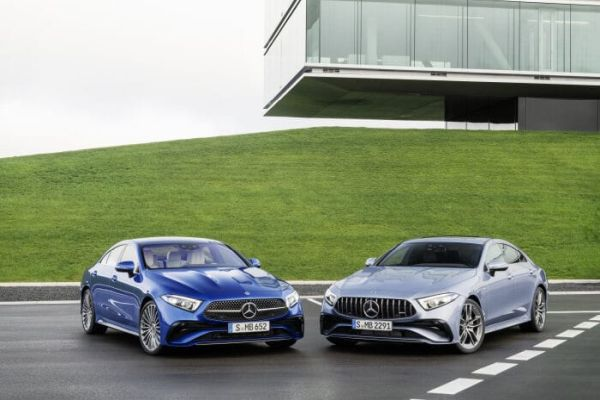 Sales release of the Mercedes-AMG CLS