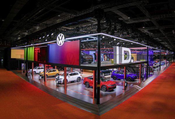 Volkswagen to present six vehicles at Auto Shanghai - A growing product portfolio