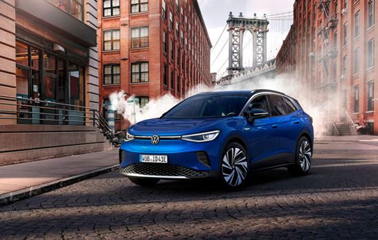 Volkswagen ID.4 named World Car of the Year 2021