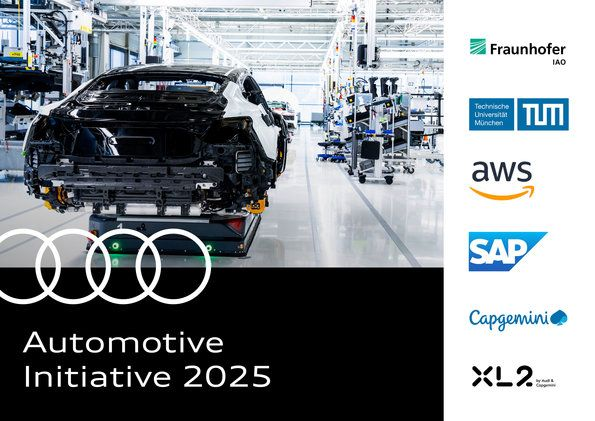 Audi launches initiative for digital factory transformation in Heilbronn