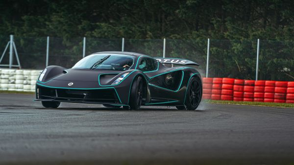 Lotus Evija honoured in BBC Top Gear Electric Awards