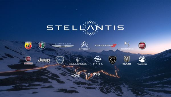 Stellantis ranks first in global European sales in Q1 2021