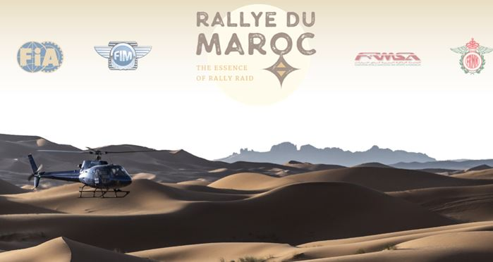 Rallye du Maroc - The return to the essence Rally Raid