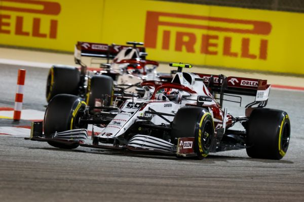 Alfa Romeo Racing ORLEN pre Emilia Romagna GP  - Building on a solid start