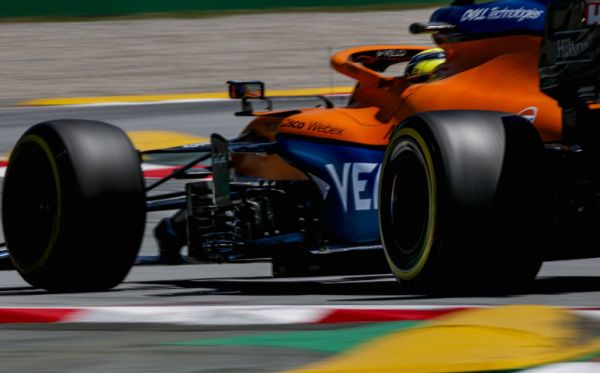 McLaren F1 Spanish Grand Prix qualifying -fighting for good points tomorrow