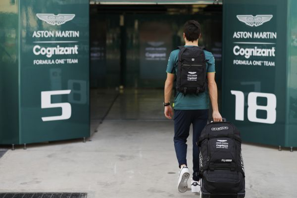 Aston Martin Cognizant Formula One™ Team shifts gear with OGIO partnership