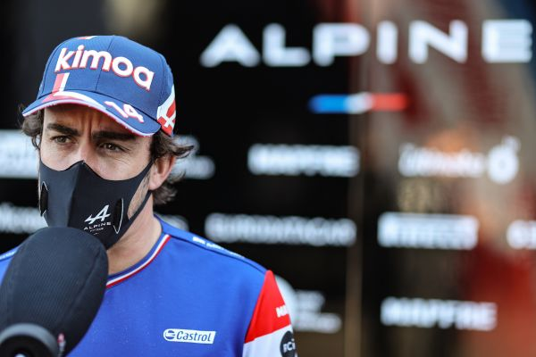 Fernando Alonso returns to Monaco street circuit