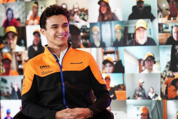 Lando Norris - Aiming to get the most out