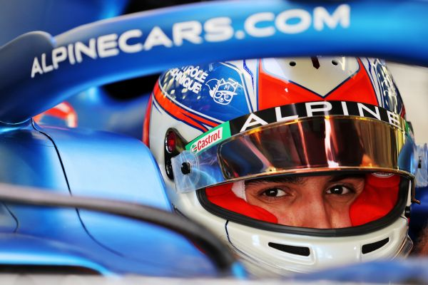 Esteban Ocon ahead of Emilia Romagna GP- Unfinished business