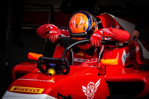 Arden Motorsport continue Formula Regional silverware hunt in Barcelona