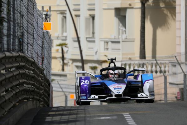 Maximilian Günther reaches fifth position in Monaco as best-placed German driver