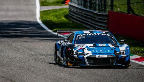 GT WorldChEu by AWS Endurance Monza pre-qualifying classification #25 Sainteloc Audi fastest