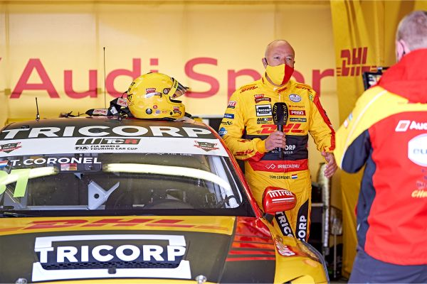 A double programme and all with Audi: Tom Coronel adds TCR European campaign