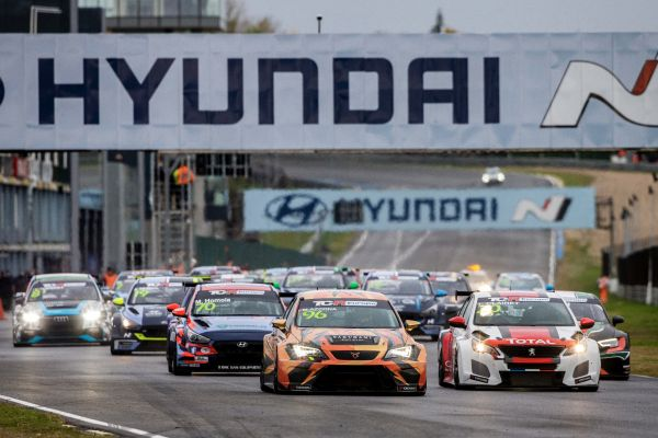 TCR Europe Slovakia Ring entry list and schedule