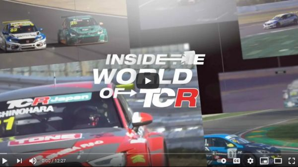 The TCR events of the weekend 7-9 May 2021 livestream, video