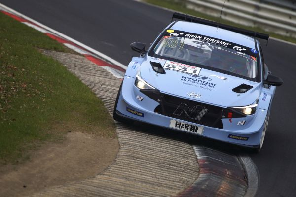 Nürburgring Langstrecken Series - First victory for the Hyundai Elantra N