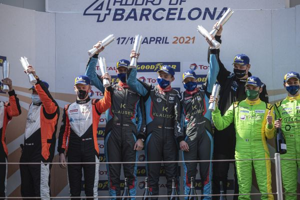 Cool Racing takes victory in ELMS season opener in Spain