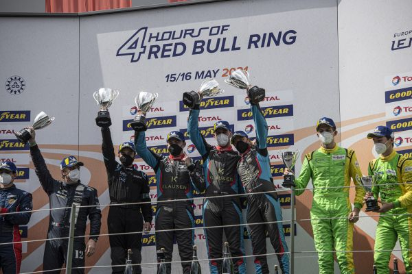 Cool Racing takes second consecutive LMP3 race win in European Le Mans Series