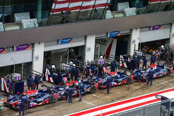 A race to forget in Austria for United Autosports