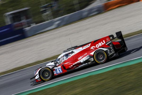 ELMS 4 Hours of Barcelona - Robert Kubica #41 Team WRT takes victory