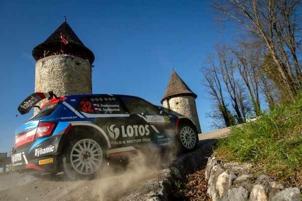 LOTOS Rally Team take part in iconic Rally de Portugal
