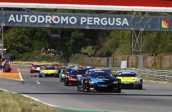 Italian GT Championship: BMW Team Italia starts the endurance racing season.