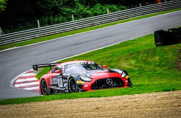 Marciello and Boguslavskiy secure pole sweep for AKKA ASP Mercedes-AMG at Brands Hatch