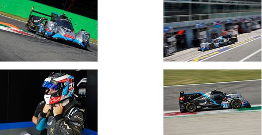 Cool Racing scores strong European Le Mans Series points with both cars