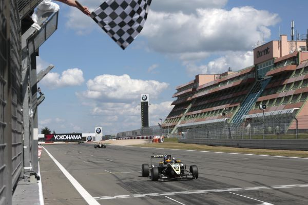 Full steam ahead for ATS Formula 3 Cup part two