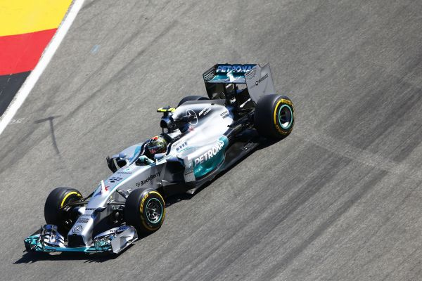 Pirelli German GP practice sessions review