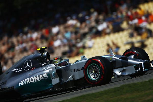 Pirelli German GP qualifying review 2014