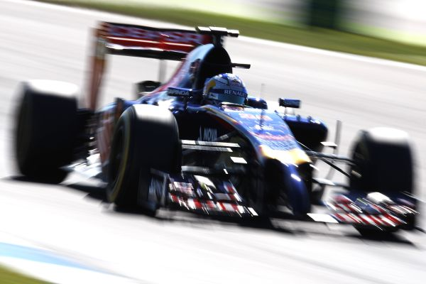 Scuderia Toro Rosso F1 German GP qualifying review
