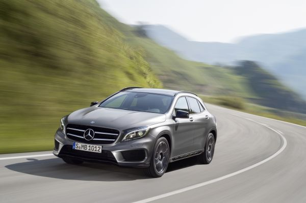 New Mercedes-Benz GLA receives Environmental Certificate