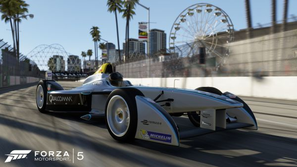 Formula E car to star in top selling video game