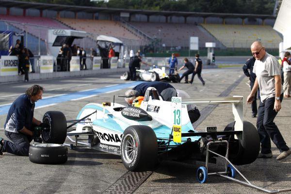 """Stuttgarter Rössle"" Hockenheim ATS F3 Last round ahead of summer break"