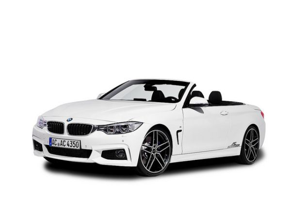 BMW 4 series Convertible First AC Schnitzer Parts ...