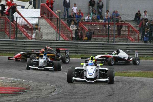 A great looking second season for the Formula Renault 1.6 NEC Junior series
