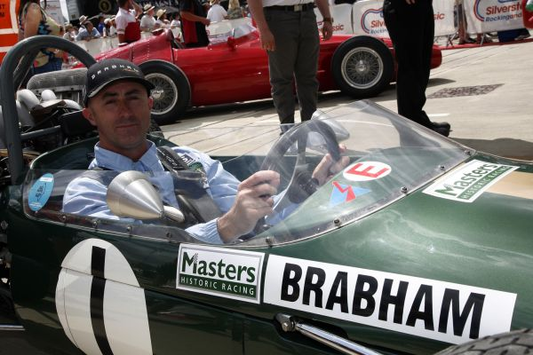 Project Brabham Smashes First Phase Target