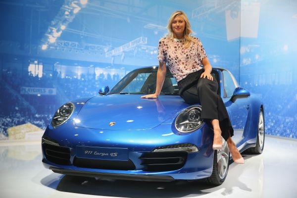 Seven Top 10s have signed up for the 2015 Porsche Tennis Grand Prix