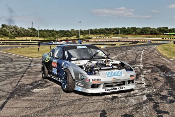 Millers Oils supported driver takes King of Kings Drift Title