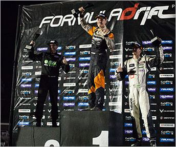 Formula Drift wins within reach for Scion Racing