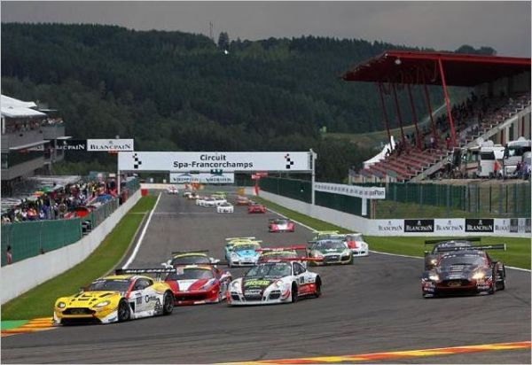 Belgian BRCC Championship at Spa Francorchamps this weekend
