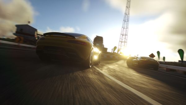 Mercedes-AMG GT launches exclusively in DRIVECLUB®  on PlayStation®4