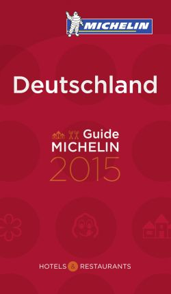 Guide MICHELIN Deutschland 2015 kommt am 7. November in den Handel