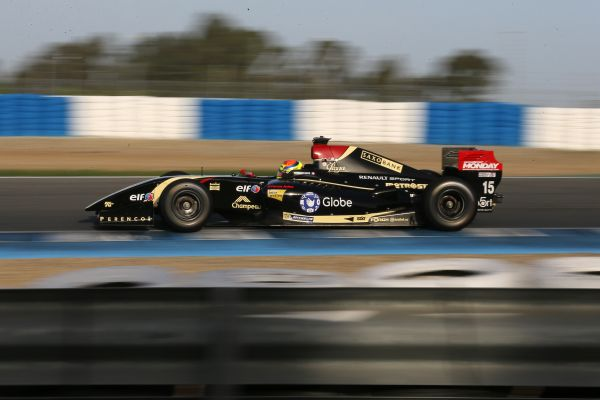 A Lotus Double to wrap up at Jerez