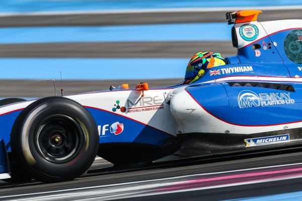Cameron Twynham beset by bad luck in otherwise positive Paul Ricard weekend