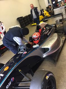 Nikita Mazepin Poised for Formula Renault NEC Campaign