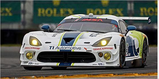 TI Automotive/ ViperExchange.com Confirms Dodge Viper GT3-R Driver ...