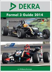 Formel 3 guide available from now on
