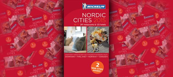 "Neuer Guide MICHELIN ""Nordic Cities"""